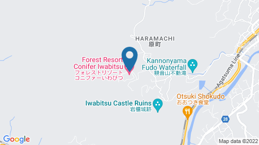 Conifer Iwabitsu Map