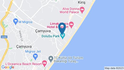 Daima Biz Hotel - All Inclusive Map