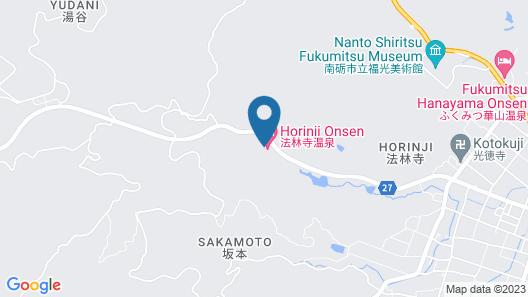 Horinji SPA Map