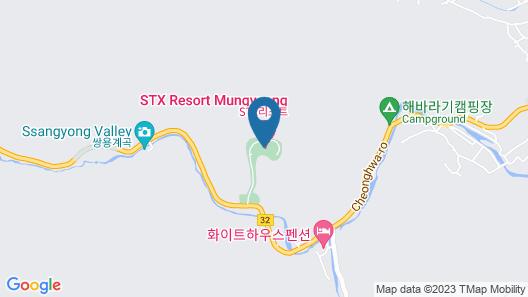 STX Resort Map