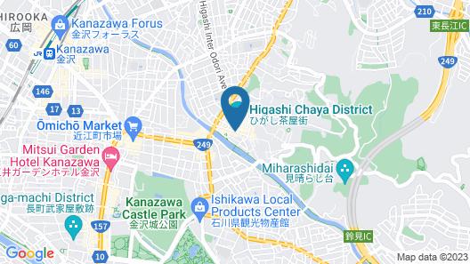 MAKINO OTO KANAZAWA Map