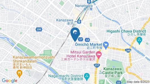 Rivre Housai Map