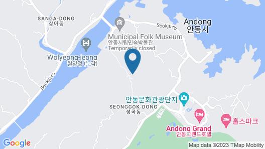 Andong Gurume Resort Map