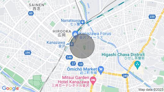 Stacy201 2 Singles A Leisurely Stay at a Stylish / Kanazawa Ishikawa Map