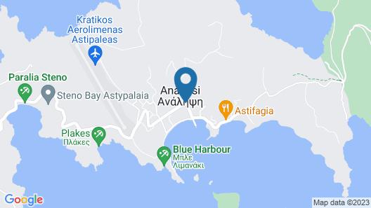 Castillio Hotel Map