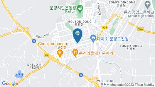 Homiinmungyeong 1 Map