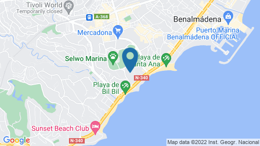 Benal Beach Terrace by Madflats Collection Map