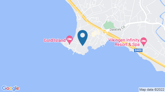 Adenya Hotel & Resort Map