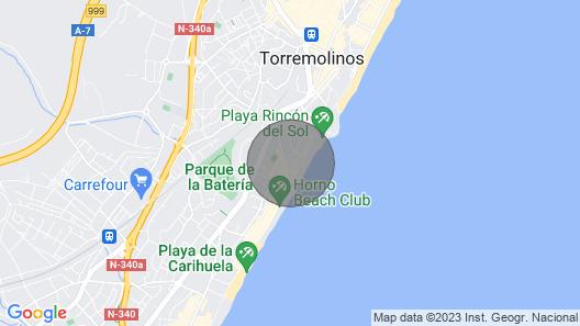 SF CARIHUELA LUXURY SUITE Map