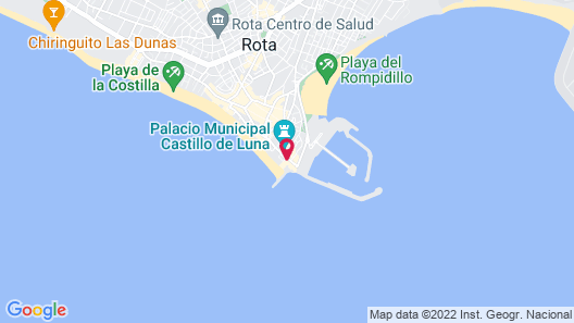Hotel Duque De Najera Map