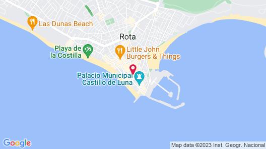 Los Patios Apartments Map