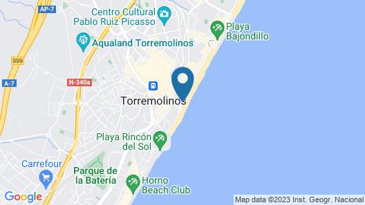 Melia Costa Del Sol Map