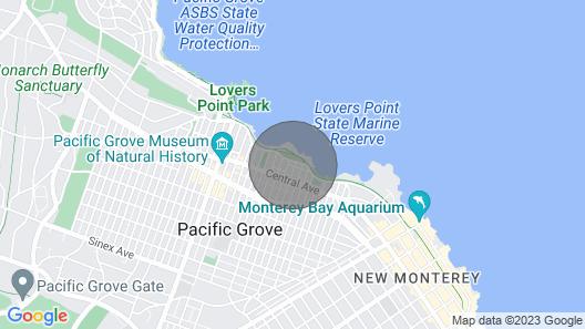 Oceanview Designer Beach House 2 Free Aquarium Passes License #0366 Map