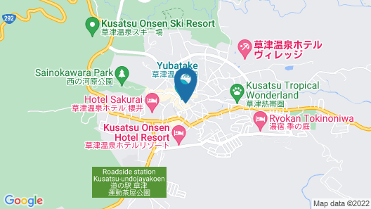 Minshuku Miyama Map