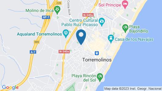 Hotel Carlos I  Map