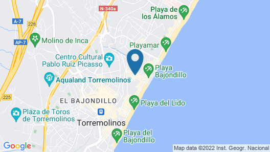 Essence Hotel Boutique & Spa by Don Paquito Map
