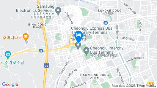 JOY Hotel Map