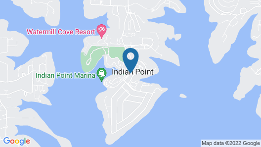 Tribesman Resort Map