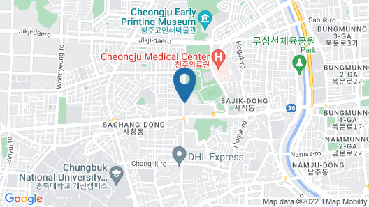 Cheongju Angel Map