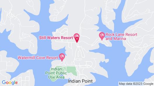 Still Waters Resort Map