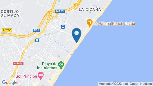 Smy Costa del Sol Map