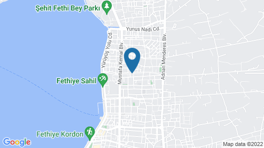 Vavilla Apartment Map