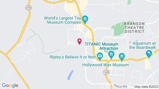 Mountain Music Inn Map