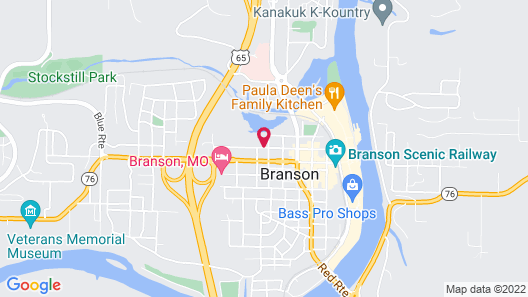 The Branson House Map