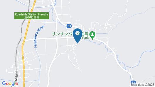 Ryokan Mokuzin Map
