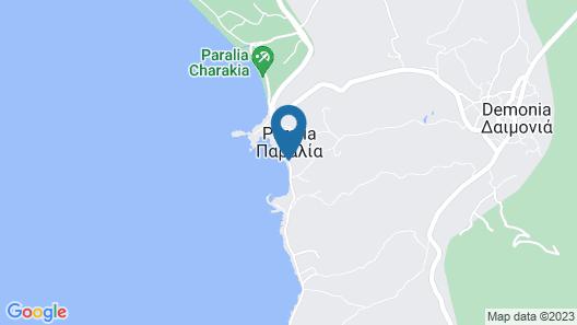 Tompras Village Map