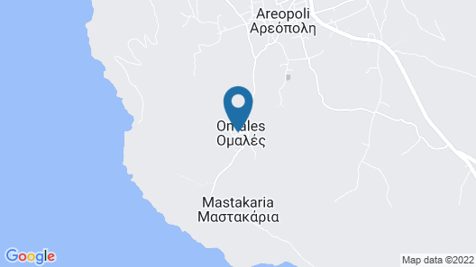 To Pappoudiko Map