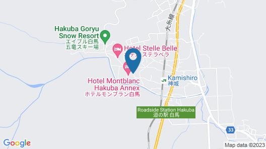 K's House Hakuba Alps - Hostel Map