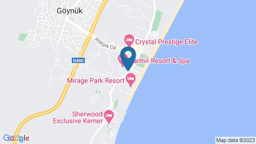 Karmir Resort & Spa Map