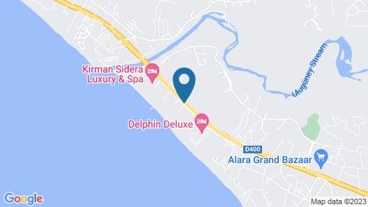 Galeri Resort Hotel – All Inclusive Map