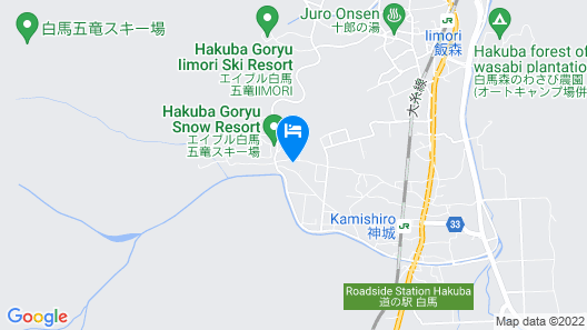 Tokiwatei Map