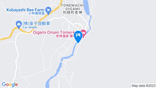 Tosyukan Map