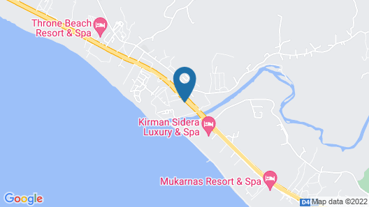Raymar Hotels - All Inclusive Map