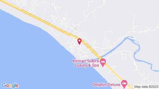 Pemar Beach Resort - All Inclusive Map