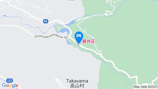 Fujiiso Map