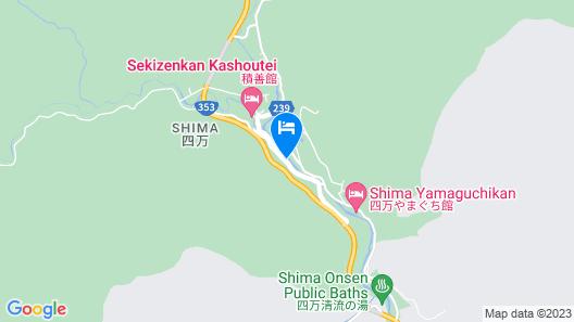 Ichigekan Map