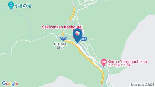 Shima Grand Hotel Map