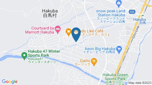 LOG HOTEL METEOR Map