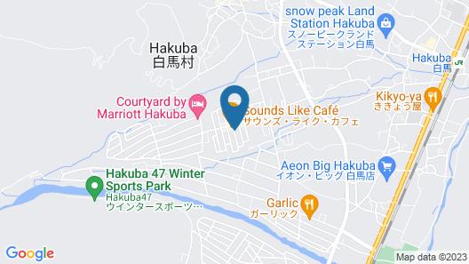 Land Haus Dancru Netz Map