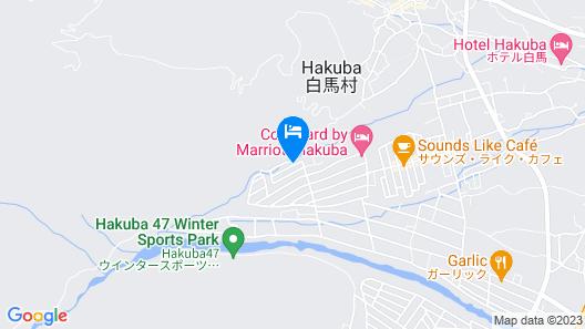 Hotel Oak Forest Map