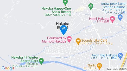 Shizuku Villas Map