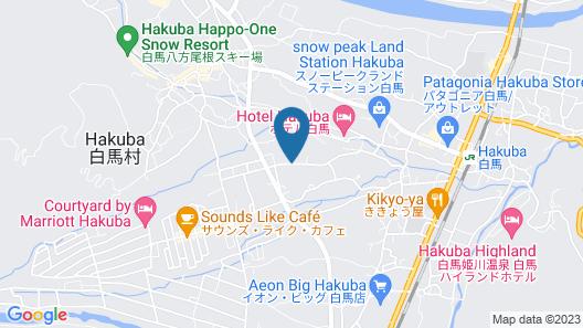 Reposer Hakuba Map