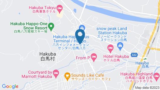 Hakuba Panorama Hotel Map