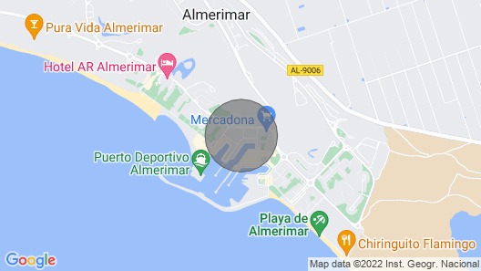 BEAUTIFUL Penthouse / Sea view / golf / 🆓WIFI / SMART TV / LAVAVAJILLAS / LAVADORA  Map