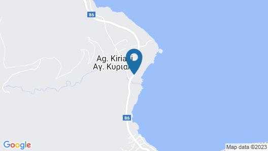 Akra Morea Hotel & Residences  Map
