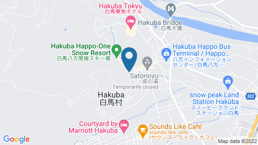 Marillen Hotel Map